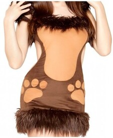 Spandex Peluches Petit Ours Halloween Costume
